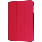 Just in Case Samsung Galaxy Tab A 10.1 Tri-Fold Hoes Rood