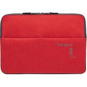 """Targus 360 Perimeter Laptop Sleeve 15,6"""" Rood"""