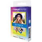 Polaroid ZINK Papier Rainbow 2x3 inch- 20 pak