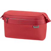 Samsonite Uplite Toilet Case Red