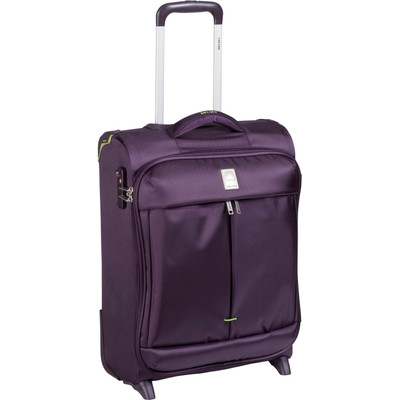Delsey Flight SLIM 2W Cabin Trolley 55 cm Purple