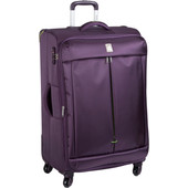 Delsey Flight 4W Expandable Trolley 77 cm Purple
