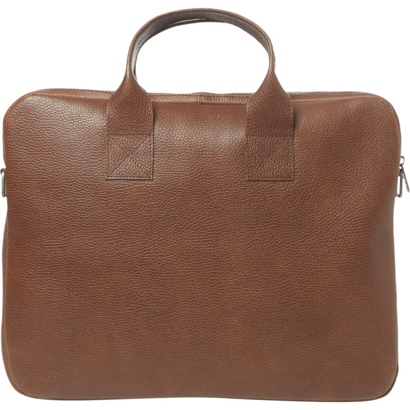 MYOMY Laptoptassen Philip Laptop Bag Bruin