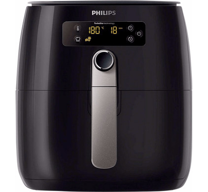 Philips HD9643/10 Airfryer Avance Collection Air met Grillplaat