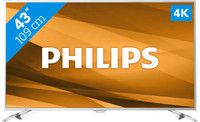Philips 43PUS7202- Ambilight