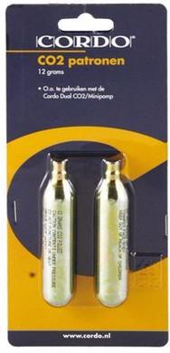 Cordo Pompdeel CO2 Patroon 12gram