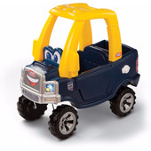 Little Tikes Cozy Truck Blauw