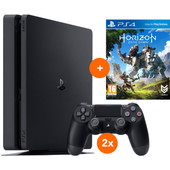 Sony PlayStation 4 Slim 1 TB + Horizon:ZD + 2e controller