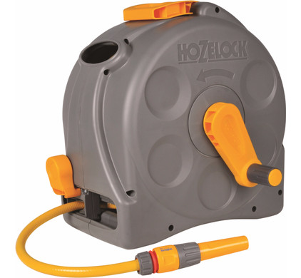 Hozelock Compact enclosed Reel 25m