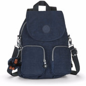 Kipling Firefly Up True Blue