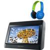 Click 9 Lite Uno + Philips SHK2000 Blauw