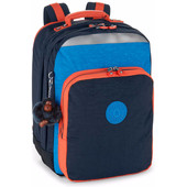 Kipling College Up Blue Orange