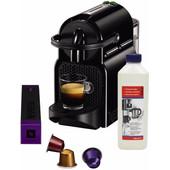 Magimix Nespresso Inissia M105 Zwart + Ontkalker
