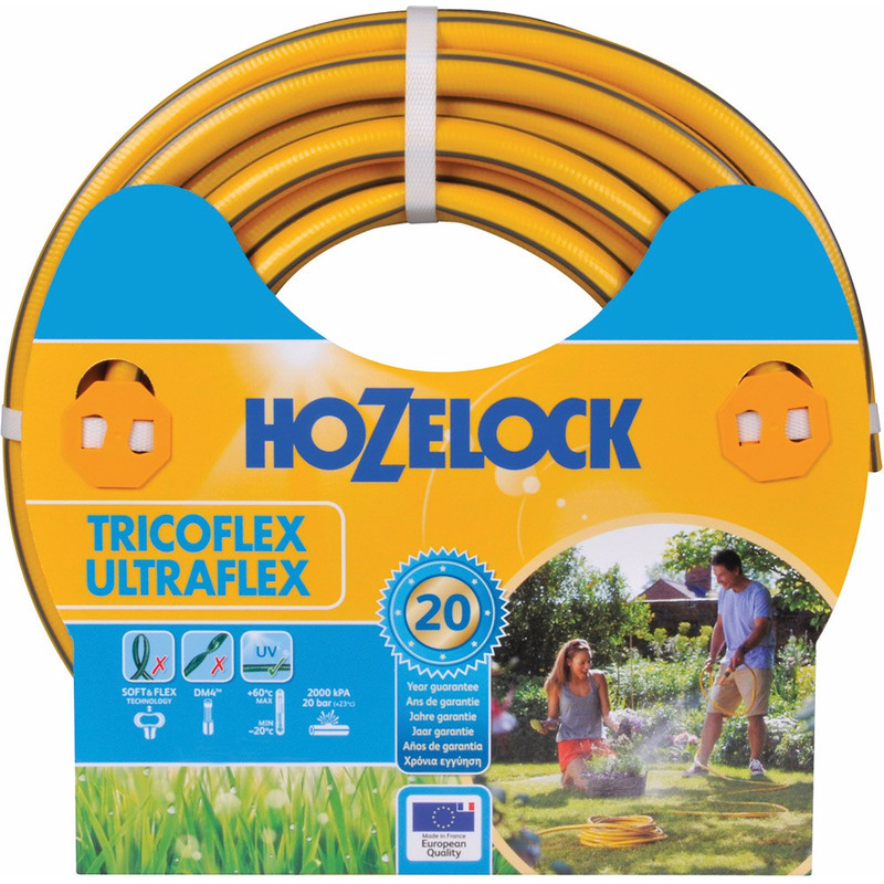 Hozelock Tricoflex Ultraflex Slang 20m