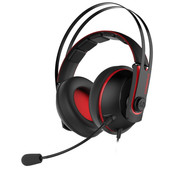Asus Cerberus V2 Gaming Headset Rood