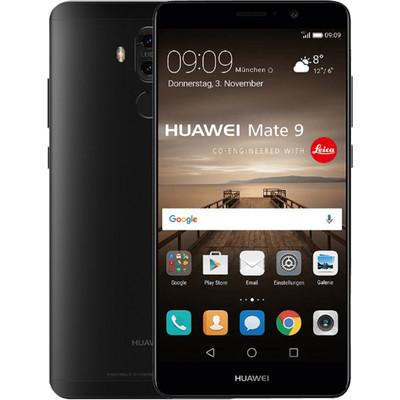 Huawei Mate 9 Zwart, Android 7.0 Nougat 5,9 inch Full HD scherm 64 GB opslagcapaciteitExtra gegevens:Merk: HuaweiModel: Mate 9 ZwartVoorraad: 1Contractduur:  jaarToestelprijs/artikelprijs: 579.00Levertijd : Voor 23.59 uur besteld, morgen in huis. Zelfs op zondag.