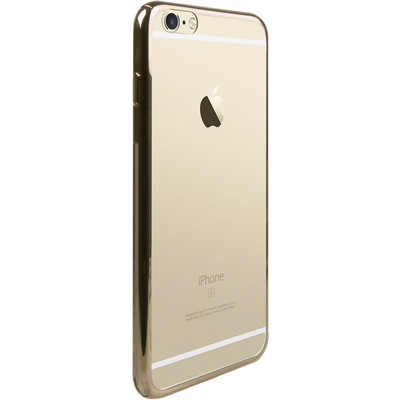 Muvit Bling Apple iPhone 6/6s Back Cover Goud