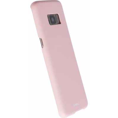 Krusell Bello Samsung Galaxy S8 Back Cover Roze