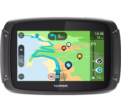 tomtom rider 420 europa coolblue alles voor een glimlach. Black Bedroom Furniture Sets. Home Design Ideas