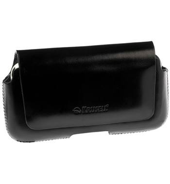 Krusell Leather Case Hector Black XL