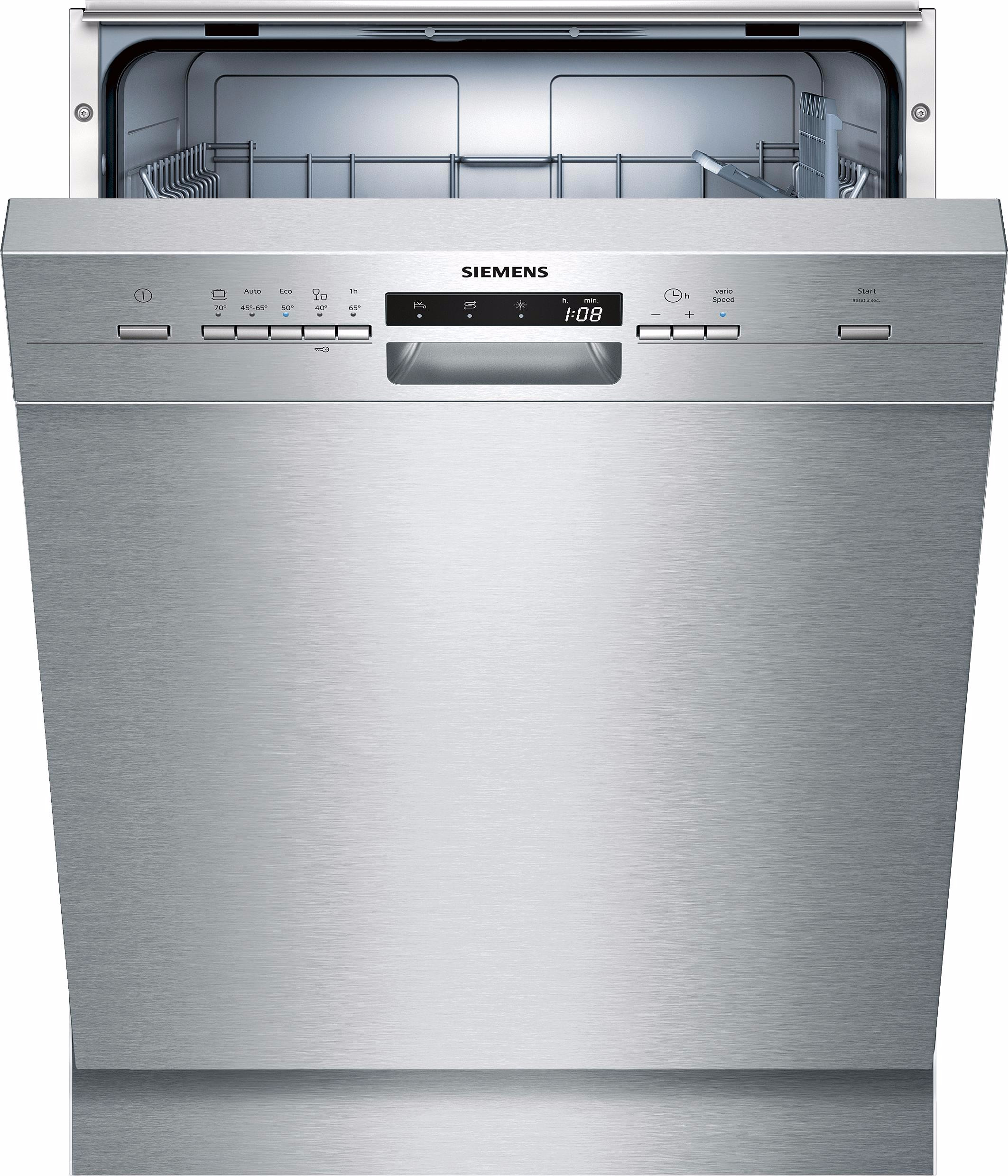 siemens sl6p1s siemens sn x te fully integrated cutlery a dishwasher u fully integrated with. Black Bedroom Furniture Sets. Home Design Ideas