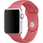 Apple Watch 42mm Siliconen Sport Polsband Roze