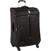 Delsey Flight 4 Wheel Expandable Trolley 77 cm Black