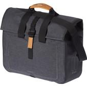 Basil Urban Dry Business Bag 20L Charcoal Zwart