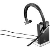 Logitech Wireless Headset Mono H820e Zwart