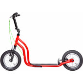 Yedoo New Ox Red-Black Scooter