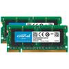 4 GB SODIMM DDR2-667 2 x 2 GB - 3