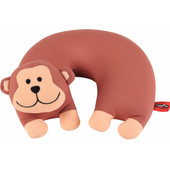 Cuddlebug U-Shape Reiskussen Monkey