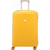 Delsey Belfort Plus SLIM 4 Wheel Cabin Trolley 55 cm Yellow