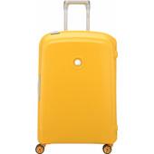 Delsey Belfort Plus 4 Wheel Trolley Case 70 cm Yellow