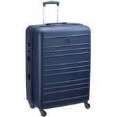 Delsey Carlit 4 Wheel Trolley 76 cm Blue