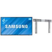 Samsung UE43KU6000 + Vogel's Thin 205