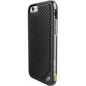 X-Doria Defense Lux Cover Apple iPhone 6/6s Zwart