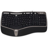 Microsoft Natural Ergonomic Keyboard 4000 Qwerty