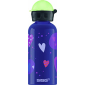 Sigg Glow Heartballoons 0.4 L Clear