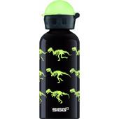 Sigg Glow Walking Dinos 0.4 L Clear