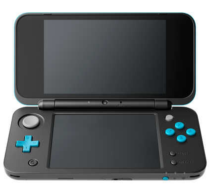 Nintendo 2DS XL Zwart / Turquoise