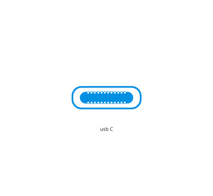 Belkin USB-C naar VGA Adapter