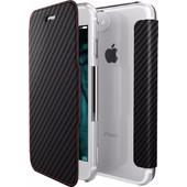 X-Doria Book Case Apple iPhone 7 Plus Zwart