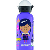 Sigg Travel Girl Germany 0.4 L Clear