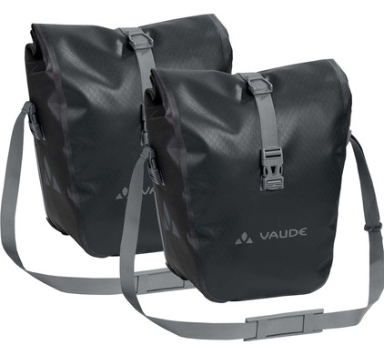 Vaude Aqua Front Black (paar)
