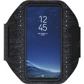 adidas SP Sportarmband Samsung Galaxy S8 Zwart