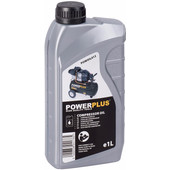 Powerplus Compressorolie 1L