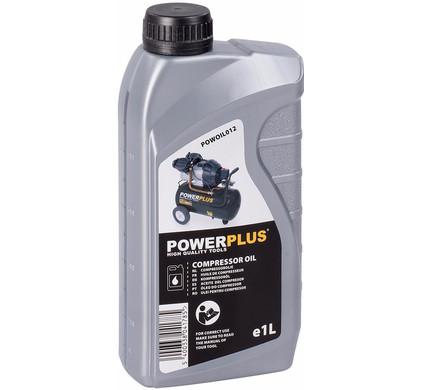 Powerplus Compressorolie 1L