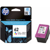 HP 62 Cartridge 3-Kleuren (C2P06AE)  - 2