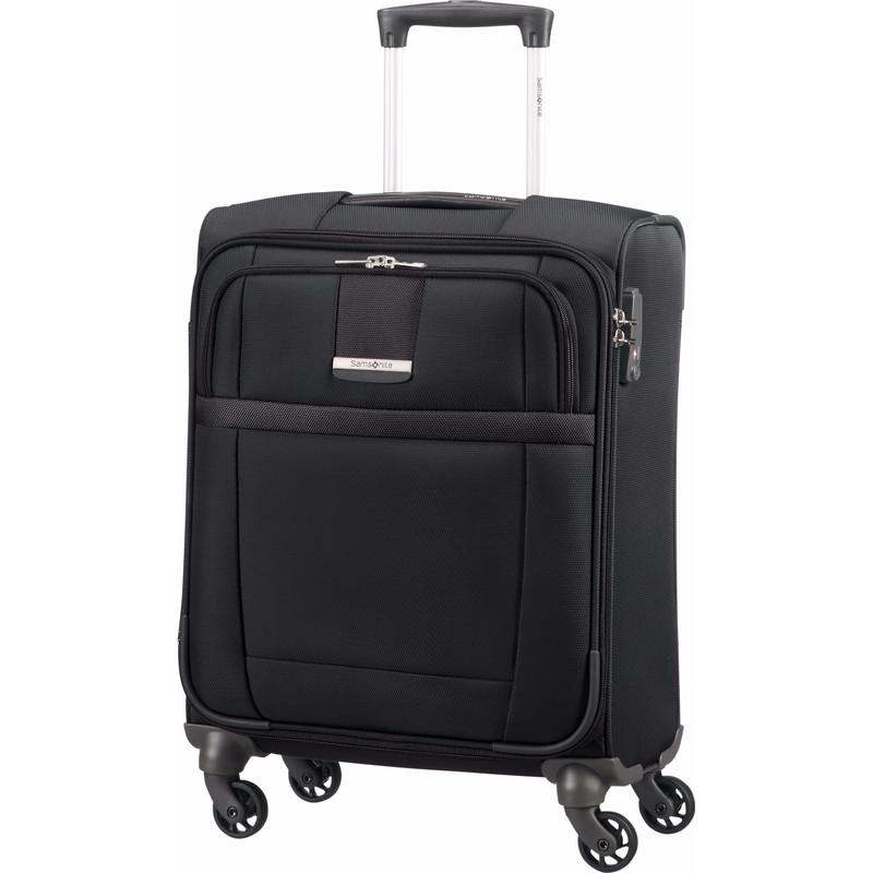 Samsonite NCS Askella Spinner S black Zachte koffer